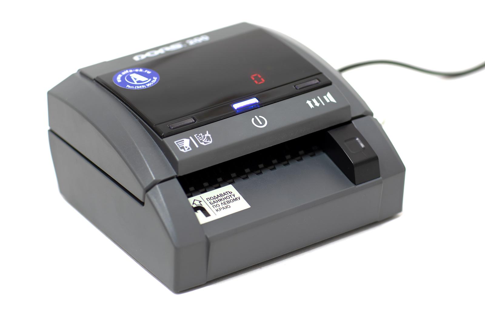 Детектор валют DORS 200 автоматический