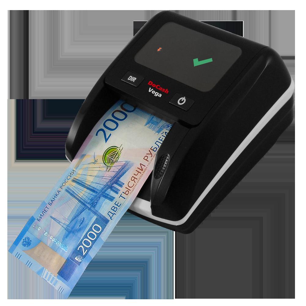 Детектор валют DoCash Vega автоматический