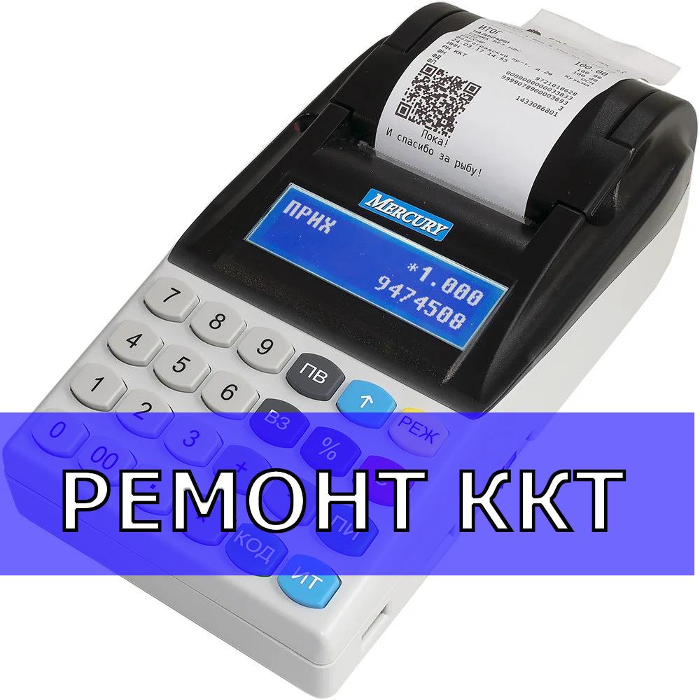 "Услуга ""Ремонт онлайн ККТ"""